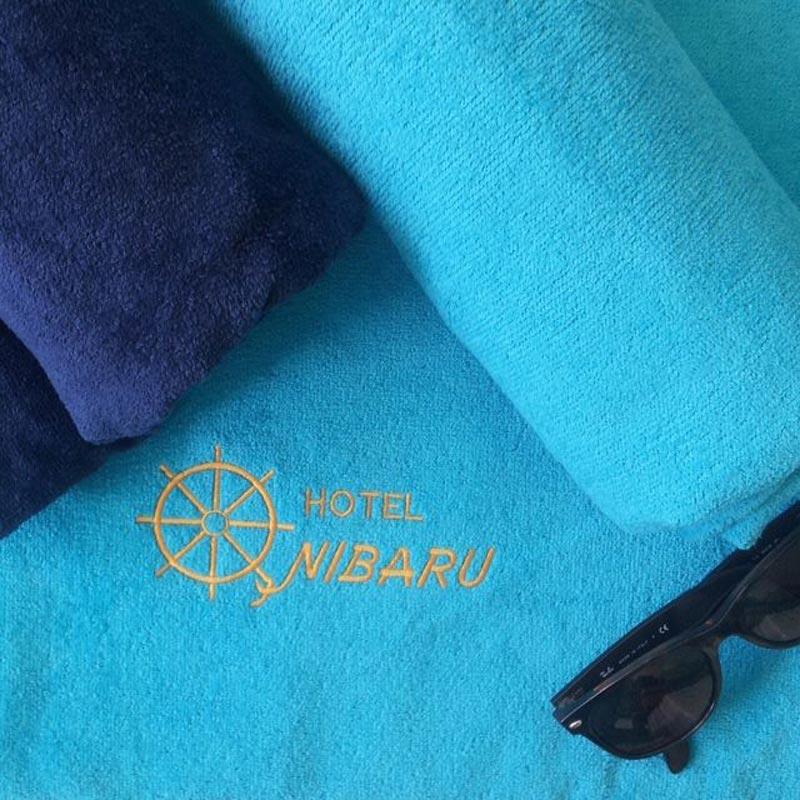asciugamano-hotel-personalizzato