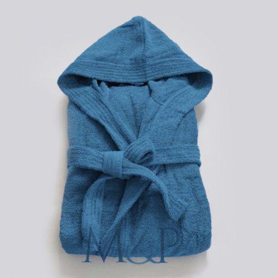 CHARME Accappatoio Spugna 400 gr Blu Zaffiro