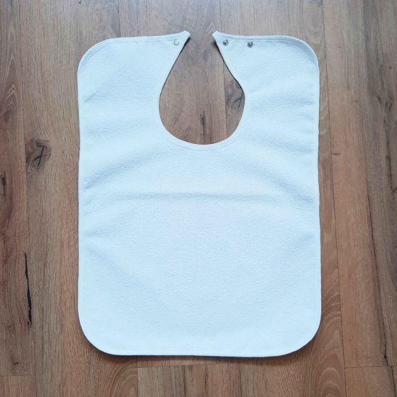 Bavaglio Impermeabile Spugna e Spalmato PVC 45 x 60