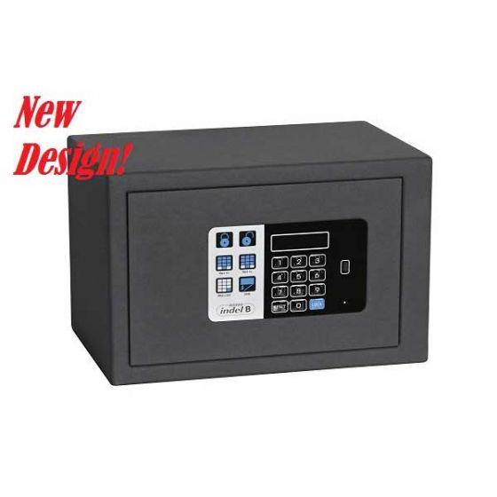 CASSAFORTE ELETT. 10LT SAFE 10 BOX  H200 L310 P200 INDEL B
