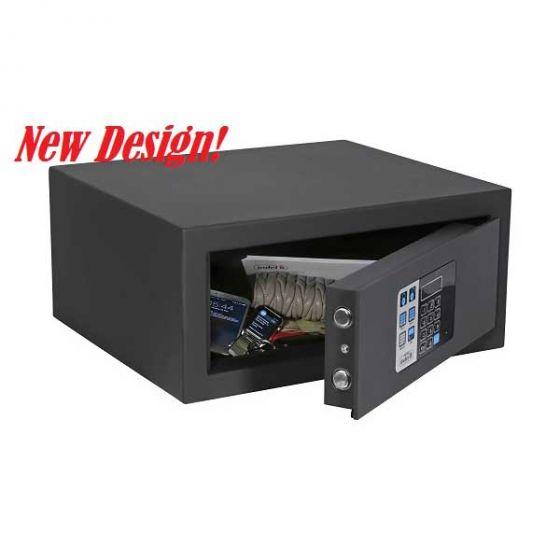 CASSAFORTE ELETT. 28LT SAFE 30 BOX  H195 L430 P370 INDEL B
