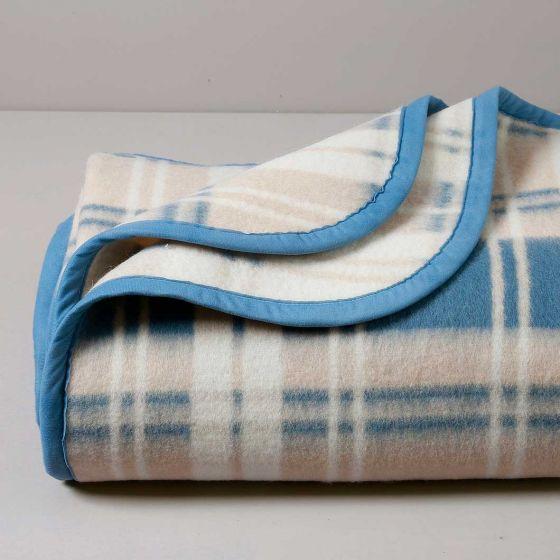 Cortina Coperta Ignifuga, misto lana, Avio 450 gr