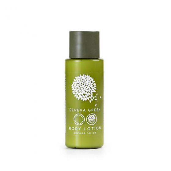 Crema Corpo Flacone 30 ml Geneva Green (Box 300 pz )