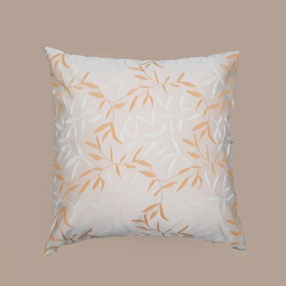 Cuscino Arredo Amanda 50 x 50 cm Colore Mandarino (solo fodera)