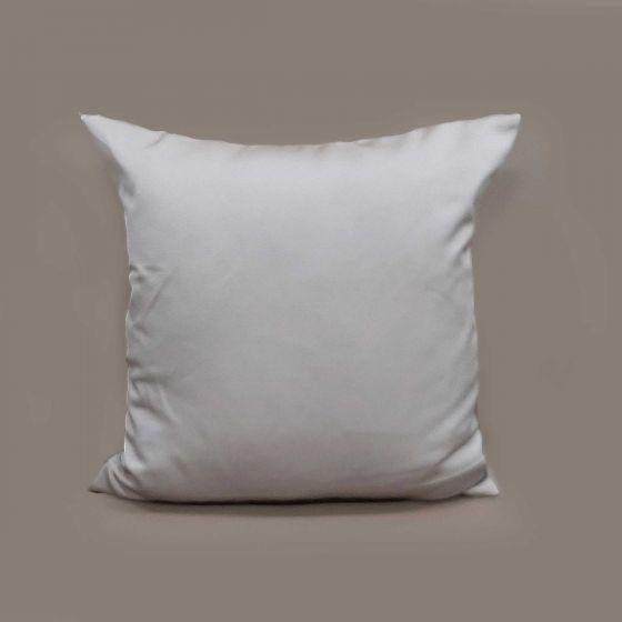Cuscino Arredo Ignifugo 50 x 50 Tessuto Kiwi 15 Tortora 3QR