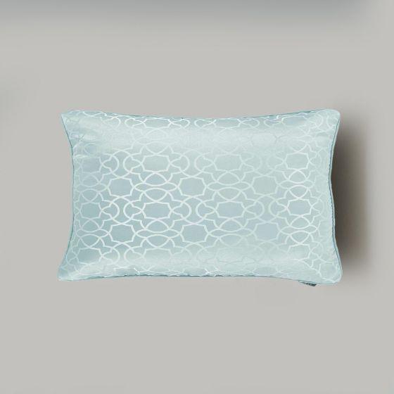 Cuscino Arredo Rettangolare 30 x 50 Mya Verde Tiffany