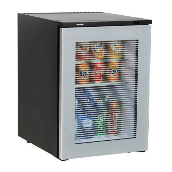 Indel B Minibar a Compressore 40 Lt K40 EcoSmart Porta Vetro 3D