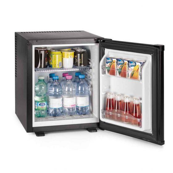 Minibar Termoelettrico E30 Porta Nera Pannellata Classe A+