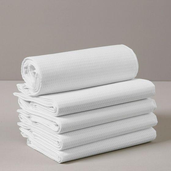 Asciugamano Telo Bagno Cotone Nido d'ape 105x165