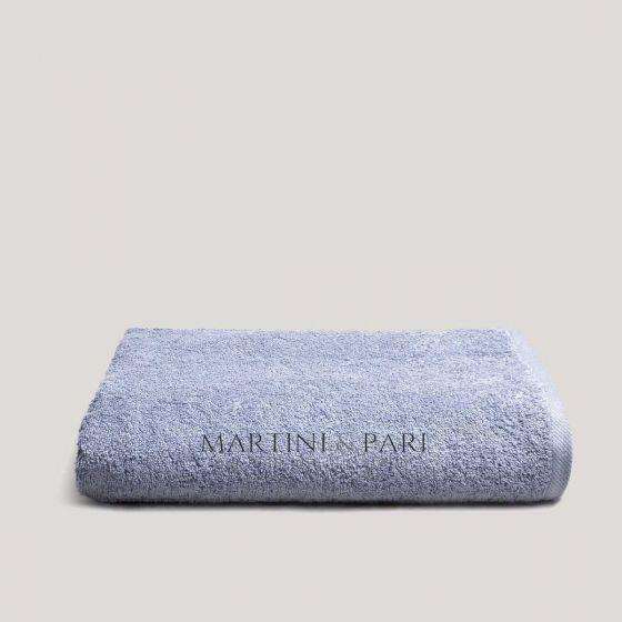 Asciugamano Telo bagno Doccia 410 gr Colore Avio Charme