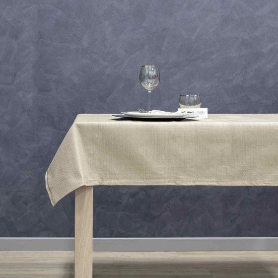 Coprimacchia Puro Cotone 100 x 100 Tovaglia Oliva IDH Bakery