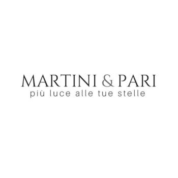 Runner letto matrimoniale, tessuto rigato Marrone, Tendina