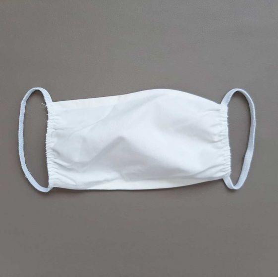 Mascherina Cotone 100% Impermeabile Confezione da 5 pz