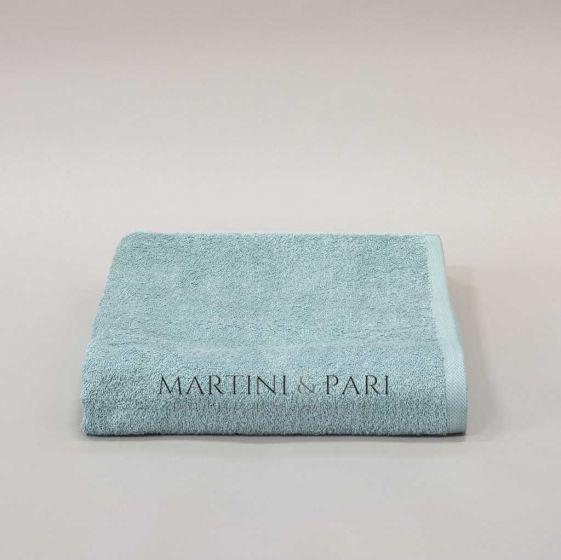 CHARME Telo Bagno Spugna Morbida 410 gr Minerale 140 x 100
