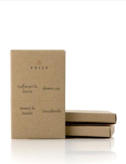 Cuffia per la Doccia Prija (Conf. 1000 pezzi)