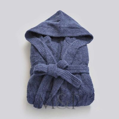 CHARME Accappatoio Spugna 400 gr Blu