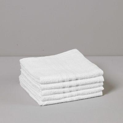 BASIC Asciugamano Ospite 360 gr Bianco 40x60