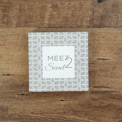 MEET 2 SCENT Kit Cortesia Astucciato ( 250 PZ )