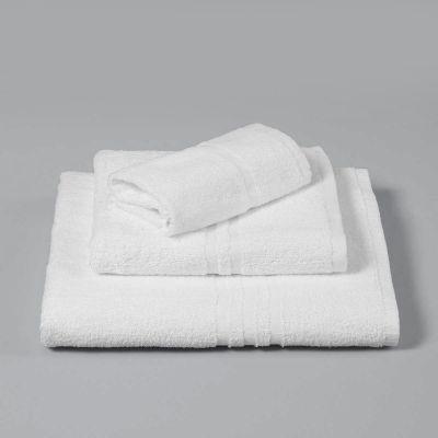 DUBAI Tris Asciugamani Spugna 400 gr/mq (3 pezzi)