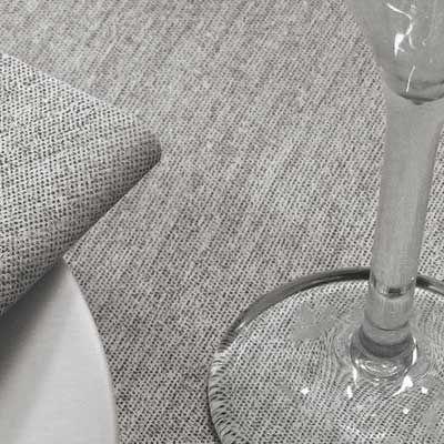 Collezione Tovagliato Jeans Stone Grigio