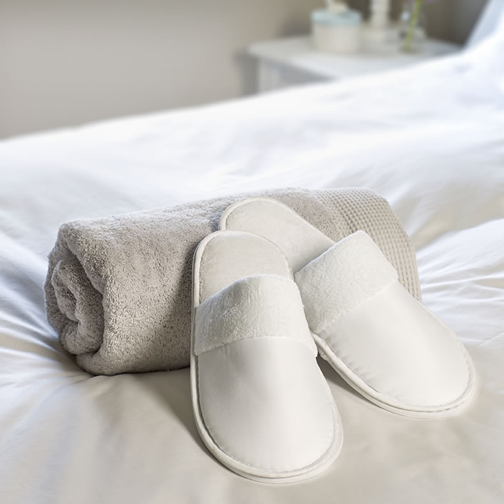 forniture tessili hotel alberghi