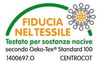 forniture tessili hotel beb agriturismo certificate Oeko-Tex