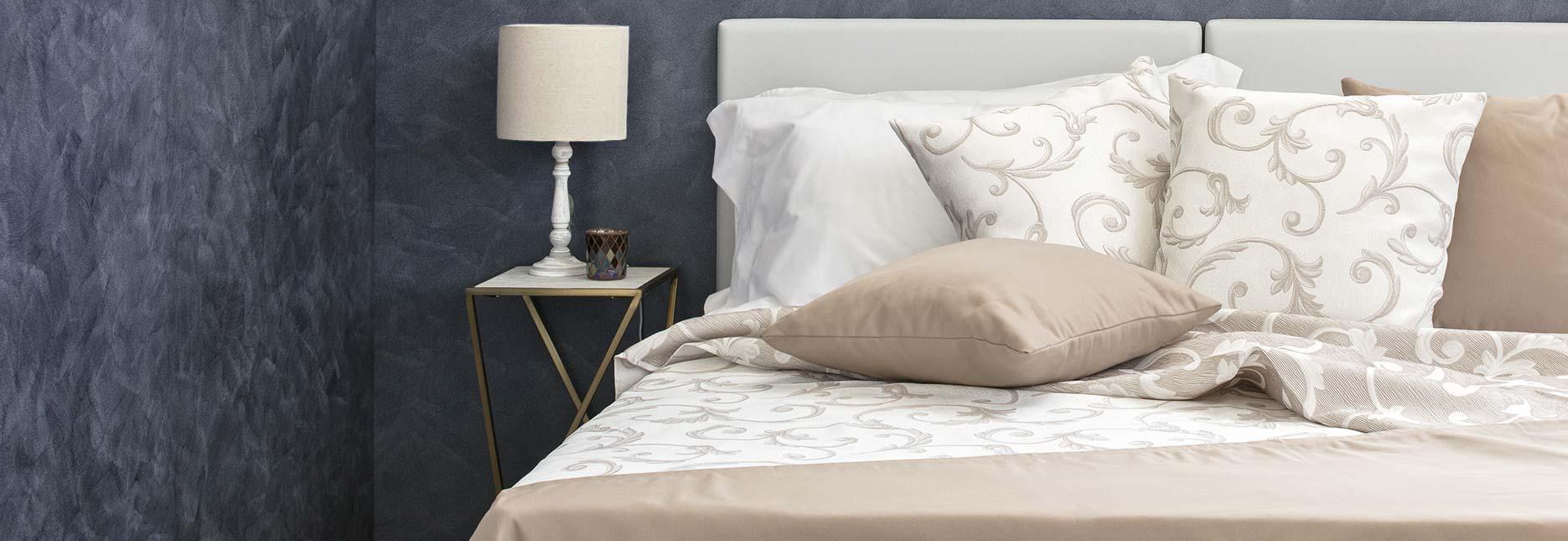 biancheria da letto per hotel